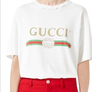 0e167745b74 Gucci Tees - Short Sleeve Tops for Women